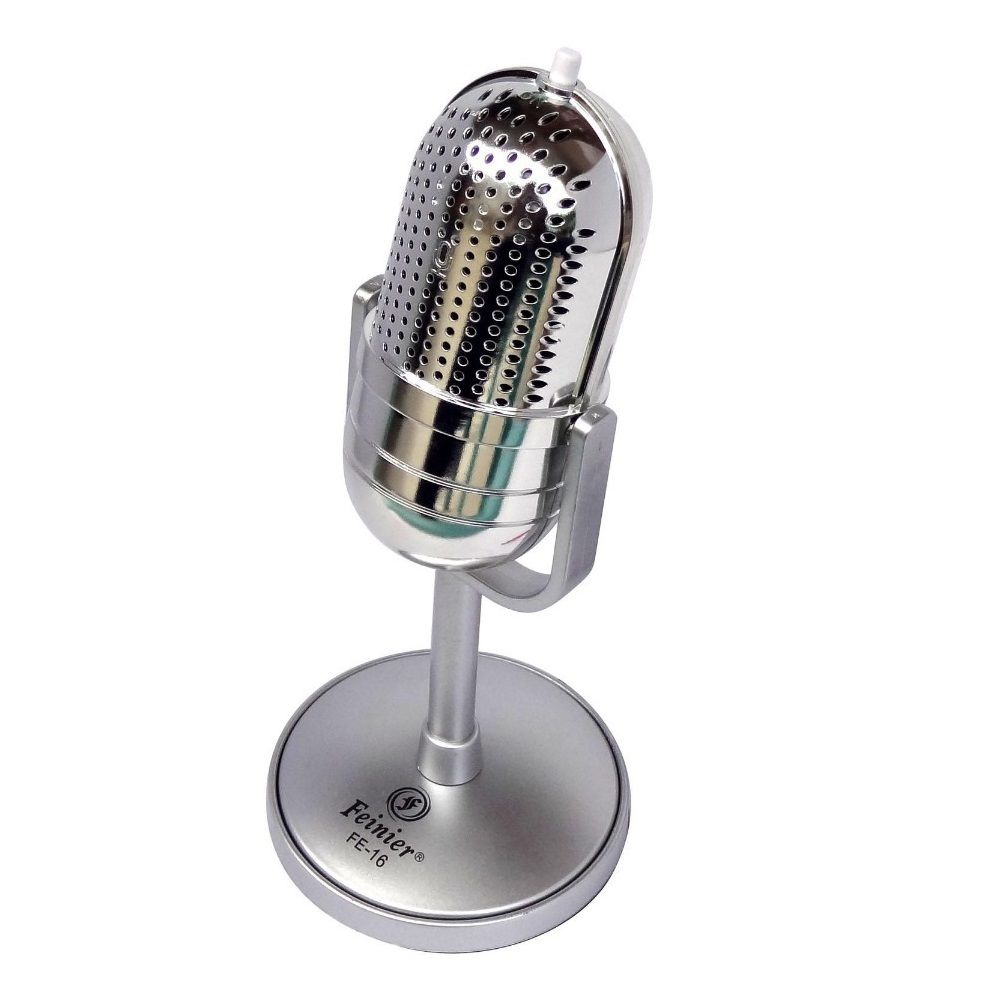 Микрофон для компьютера в стиле ретро