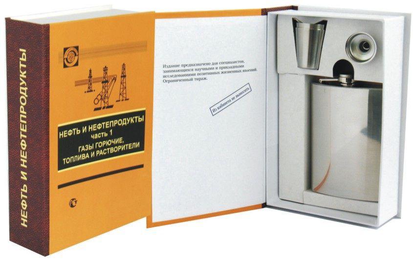 Забавная книга - Нефть и нефтепродукты