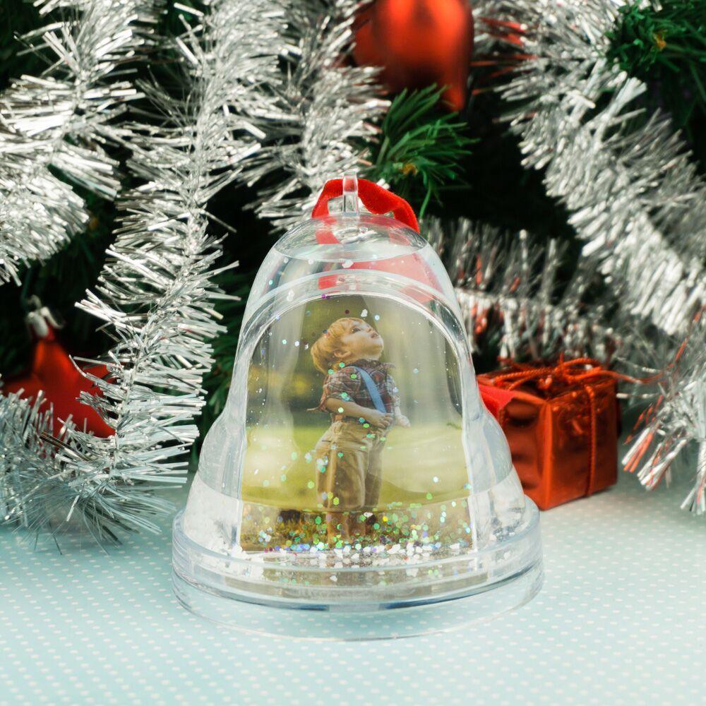 Водяной шар Рождественский колокольчик