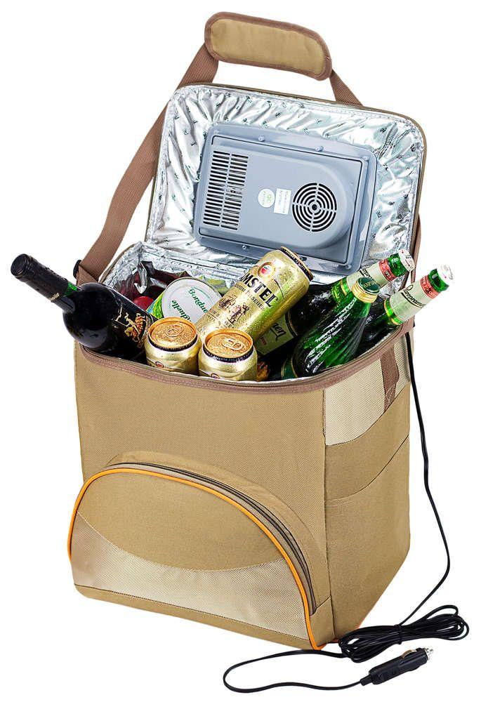 Автомобильная сумка-холодильник
