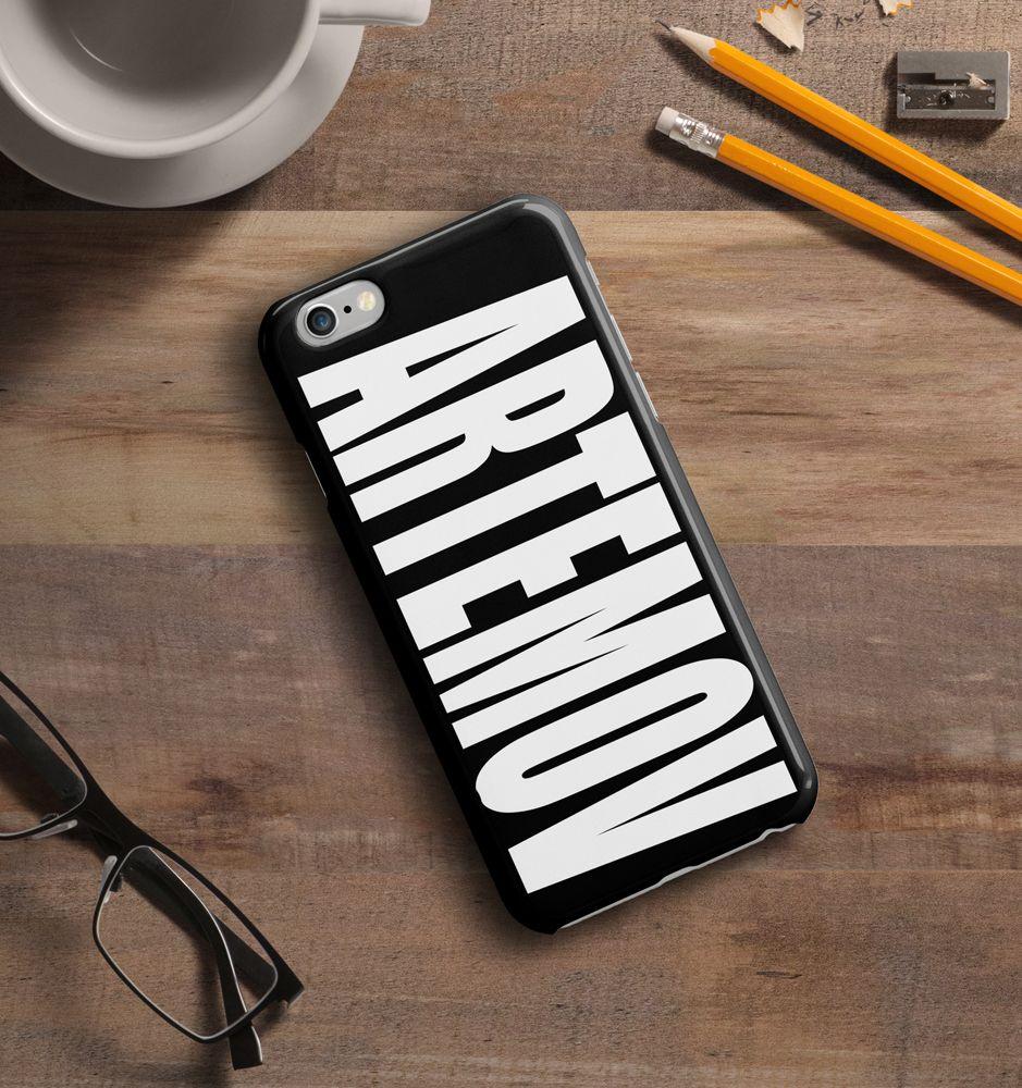 Именной чехол для iPhone