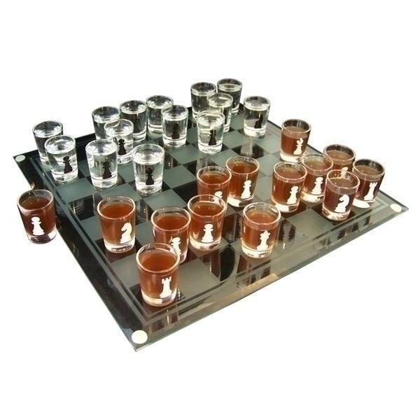 Шахматы рюмки (стандарт)