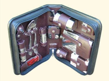 Дорожный набор в сумке-барсетке
