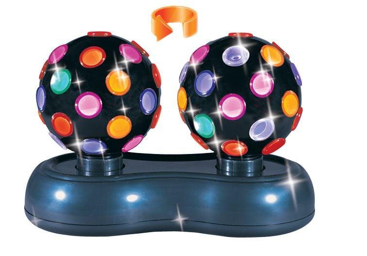 Диско-шар (двойной)