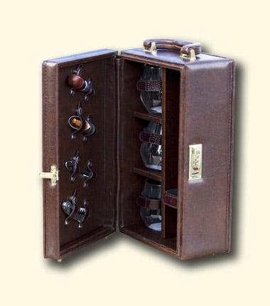 Переносной минибар для вина