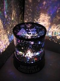 Проектор звездного неба *Новогодний*