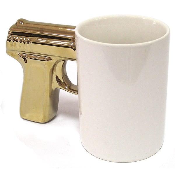 Кружка *Пистолет*