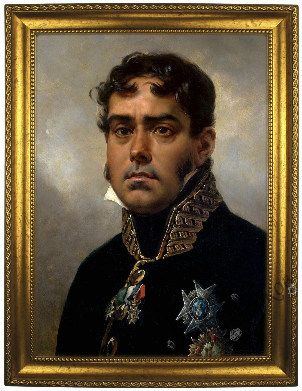 Портрет по фото *Портрет генерала*