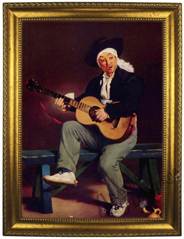 Портрет по фото *Гитарист*