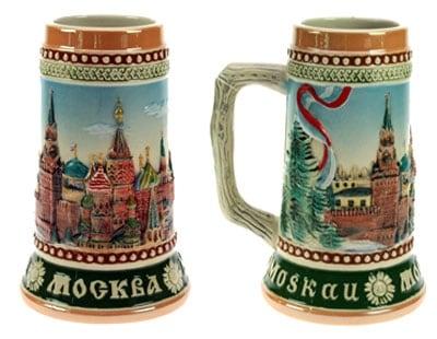 Пивная кружка *Москва*