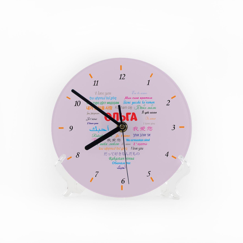 Часы «Любовь без границ» (женские)