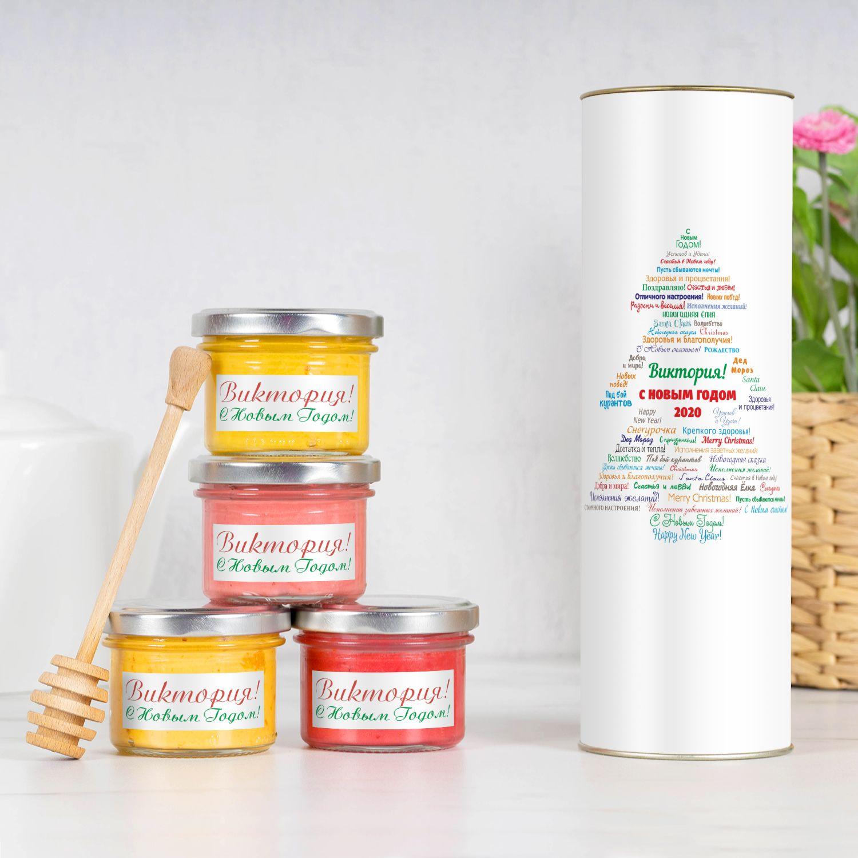 Подарочный набор мёда