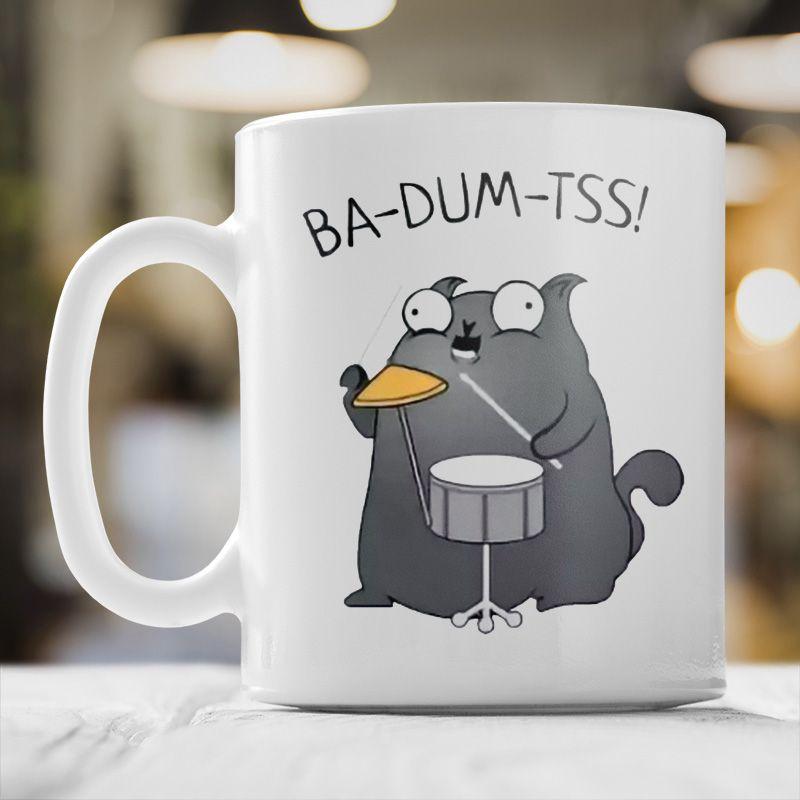 Кружка «Badumtss»